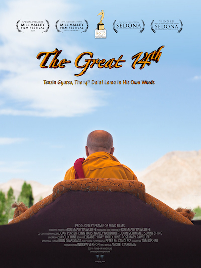 The Great 14th Poster